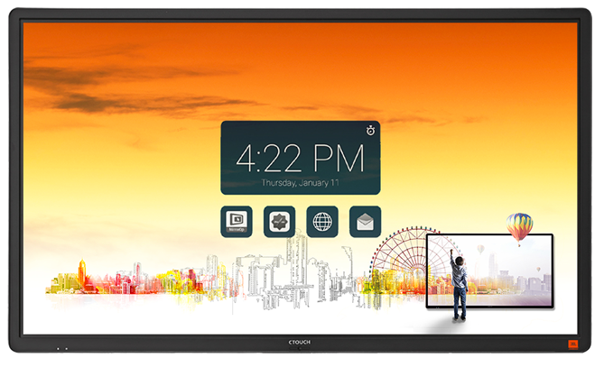 ctouch video